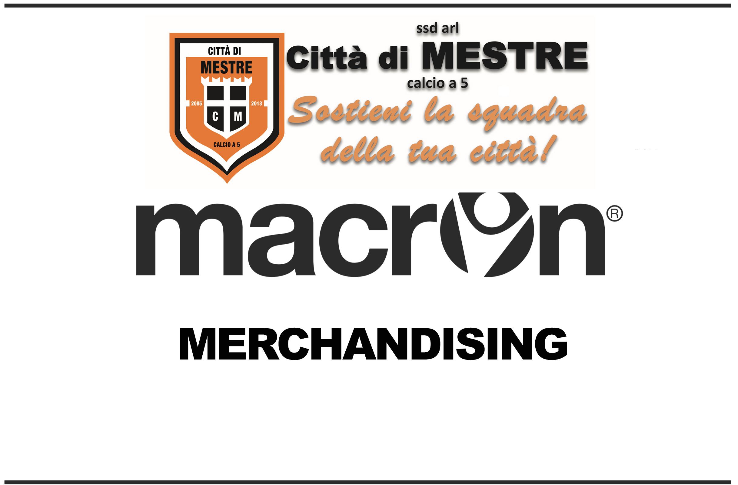 Merchandising Città di Mestre